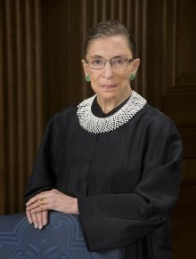 Justice Ginsburg to speak on two great passions: law,opera