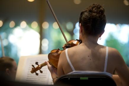 'An element of joy': Conductor Thakar joins Concertmaster Reagin in transcendent Saturday CSOset