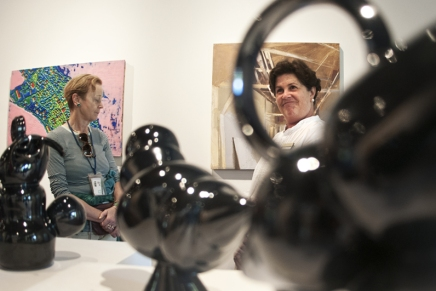 SLIDESHOW: Gallery docent tours provide stories behind the art