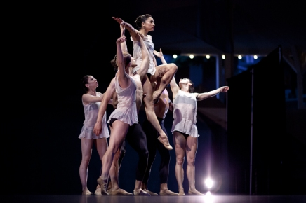 REVIEW — A 'Visionary Atmosphere': NCDT dancers, choreographers, show off creative side of dance with 'Innovations'