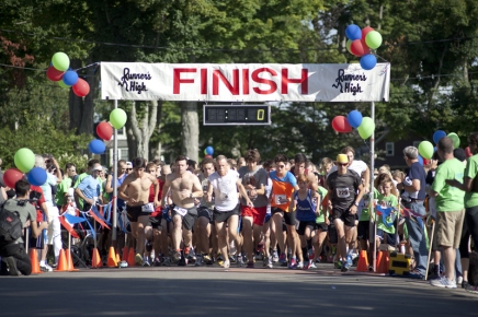 SLIDESHOW — Birthday Dash: From start to finish, OFN Race an action-packed celebration of Chautauqua