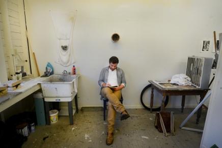 Chautauquans get sneak peek of artists' life at Open Studiosnight