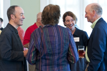 Annual Fund recognition reception honors volunteers' commitment