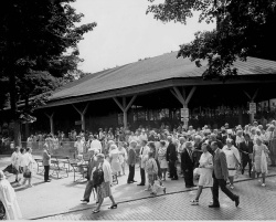 Courtesy of Chautauqua Institution ArchivesThe Chautauqua Amphitheater, circa 1959.