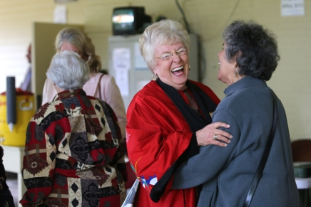 SLIDESHOW — Joan Brown Campbell: A woman of compassion and courage