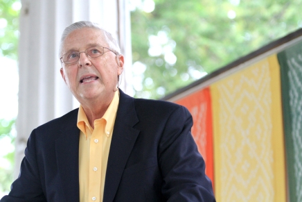 Johnson: 'It makes sense to have basic health insurance foreverybody'
