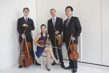 Southorn returns to Chautauqua with Amphion String Quartet for Logan series
