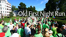 WATCH: Old First Night Run