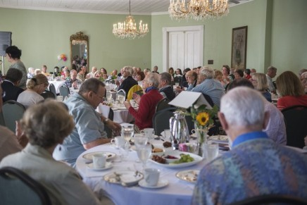 Chautauqua Fund hosts Kick-Off breakfast