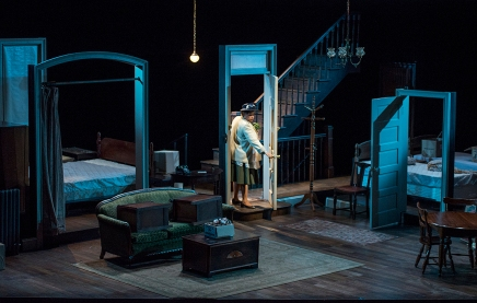 'A Raisin in the Sun' set designed around naturalism