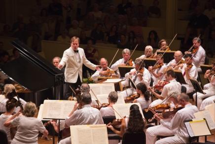 Review: CSO summer debut displays Lehninger'sstrengths