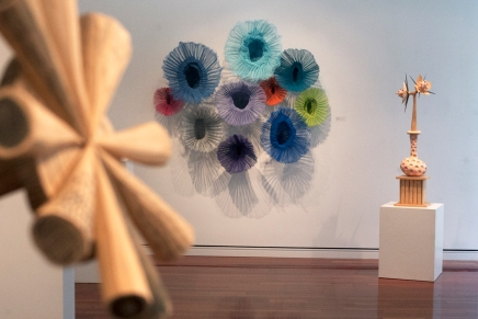 Blossoms of all colors bloom in Fowler-Kellogg Exhibition
