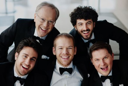 A brass act: Popular Canadian quintet to keep Amp audienceguessing