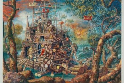 Heffernan paints scenes of survival in futureenvironment