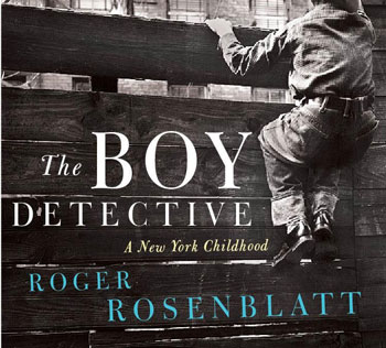 'True Detective' Rosenblatt returns to discuss memoir