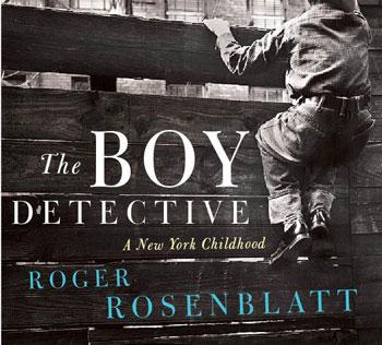 'True Detective' Rosenblatt returns to discussmemoir