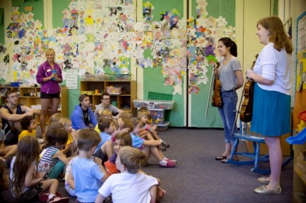 Children's School to have memorable, musical summer