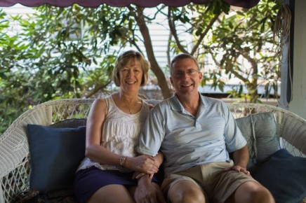 Pat and Amy Mead: A Chautauqua love story