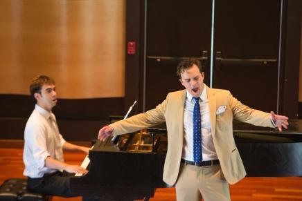 Voice Program promises an evening of easylistening