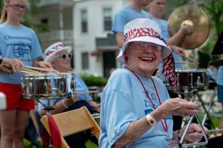Community Band sets stage for Fourth of Julycelebration