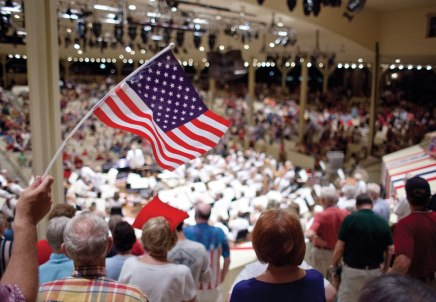 CSO celebrates America, with some help from 'Africa'