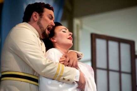 Back to Brescia: Opera Company to embrace unique version of Puccini classic 'MadamButterfly'