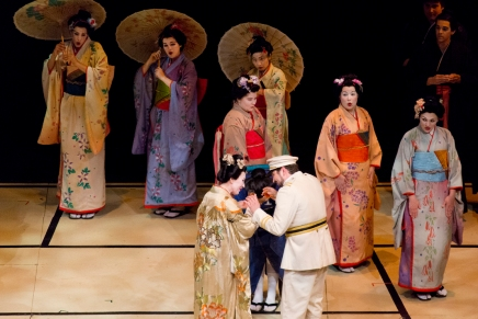 Review: Dunleavy shines as Chautauqua's'Butterfly'