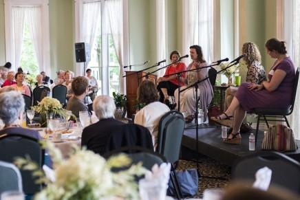 Foundation hosts 'Women on Stage'breakfast