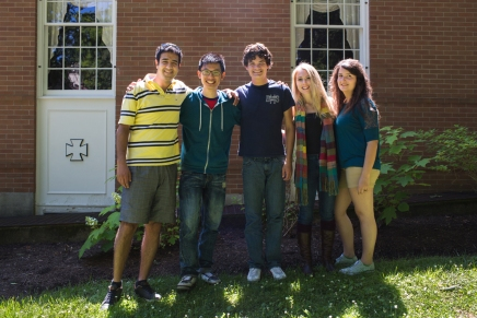 As four-week residency comes to close, 2014 IOKDS Scholars reflect on finding theirniche