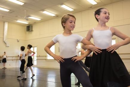 Workshop I recital bids goodbye to dance program'syoungest