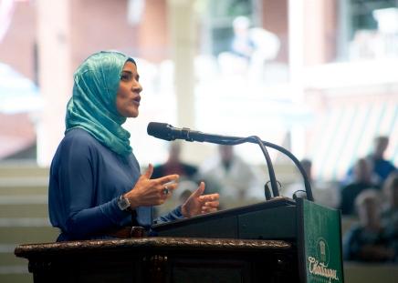 Dalia Mogahd's speech