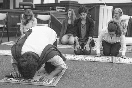 Jum'ah prayer promotes Islamic education andcommunity