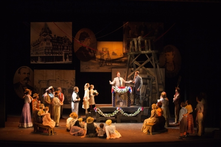 Review: 'Baby Doe' remains relevant through Chautauqua Opera's remarkable staging