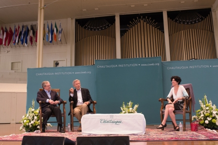 Babbitt, List round up western approach to climate change, energy,immigration
