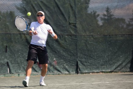 Green Team earns bragging rights at annual tennistournament