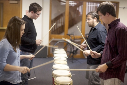 All rhythm, no blues: MSFO to perform percussion pieces
