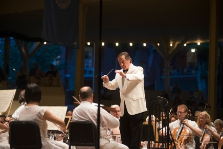 Valdés, Subramaniam return to Chautauqua to join CSO tonight