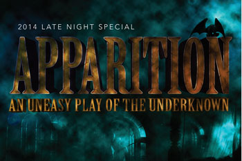 CTC's 'Apparition': Something wicked this way comes