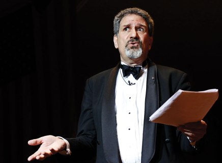 Lesenger celebrates a theatrical 20 years as artistic director of Chautauqua Opera Company