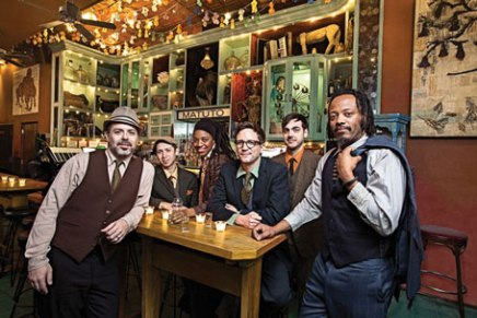Matuto to bring unique blend of Brazilian beats, Americana twang to Amp