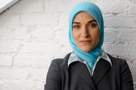 Mogahed to outline Egyptian revolution,unrest