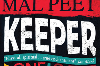 Week Six Young Readers score with Peet's 'Keeper,' lecturer Winter