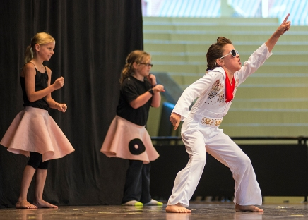 SLIDESHOW: Air Band takes flight in the amp