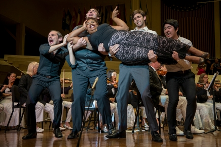 Young Artists reflect on season afterfinale