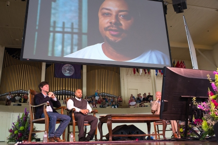Burns, Santana reflect on impact of 'The Central Park Five'