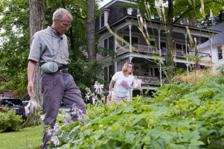 Master gardener Reed, BTG team up to map Chautauqua cultivations