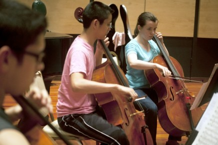 MSFO cellos to perform 'Bachianas Brasileiras,' solos in recital today