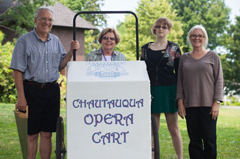 Guild to present opera à la 'cart' next season