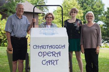 Guild to present opera à la 'cart' nextseason