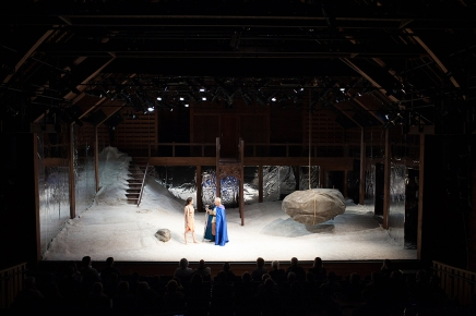 Review: CTC executes imaginative rendition of Shakespeare's last, with a few design quibbles